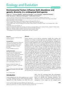 species abundance and diversity pdf